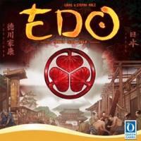 Edo - Board Game Box Shot