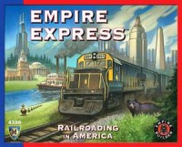 Empire Express - Board Game Box Shot