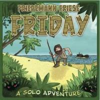 Friday - Board Game Box Shot