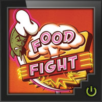 Food Fight - Board Game Box Shot