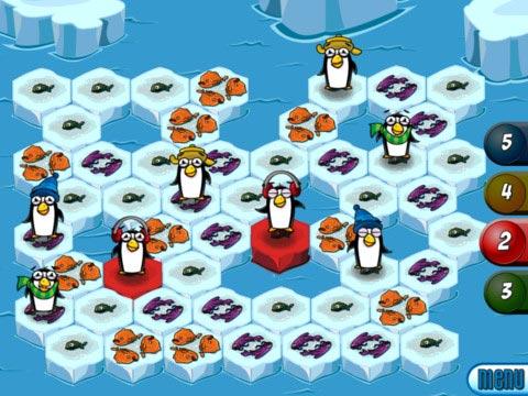 Hey, Thats My Fish! gameplay