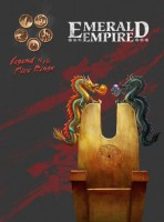 Legend of the Five Rings RPG: Emerald Empire - Board Game Box Shot