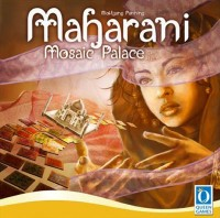 Maharani - Board Game Box Shot