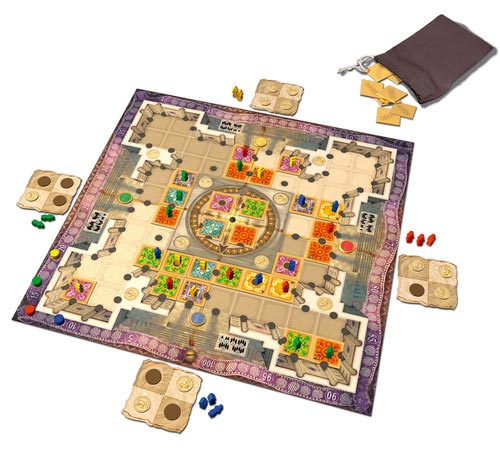 Maharani game components