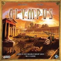 Olympus - Board Game Box Shot