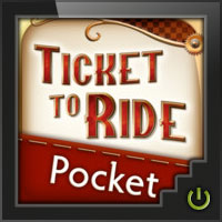 Ticket to Ride Pocket - Board Game Box Shot