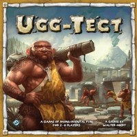 Ugg-Tect - Board Game Box Shot