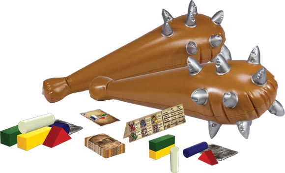 Ugg-Tect game components
