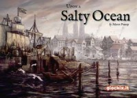 Upon a Salty Ocean - Board Game Box Shot