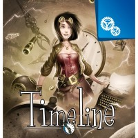 Timeline: Inventions - Board Game Box Shot