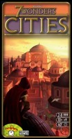 7 Wonders: Cities - Board Game Box Shot