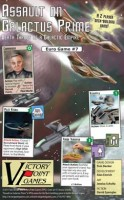 Assault on Galactus Prime - Board Game Box Shot