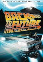 Back to the Future: The Card Game - Board Game Box Shot