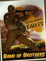 Band of Brothers: Screaming Eagles - Board Game Box Shot