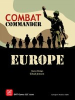 Combat Commander: Europe - Board Game Box Shot