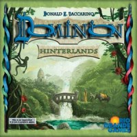 Dominion: Hinterlands - Board Game Box Shot