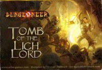 Dungeoneer: Tomb of the Lich Lord - Board Game Box Shot