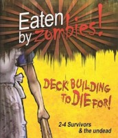 Eaten By Zombies! - Board Game Box Shot