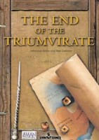The End of the Triumvirate - Board Game Box Shot