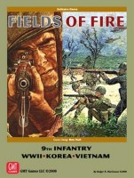 Fields of Fire - Board Game Box Shot