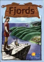Fjords - Board Game Box Shot
