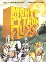 Monty Python Fluxx - Board Game Box Shot