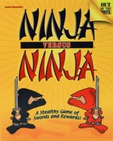 Ninja Versus Ninja - Board Game Box Shot