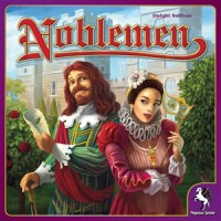 Noblemen - Board Game Box Shot