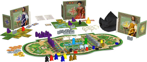 Noblemen game in play
