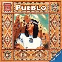Pueblo - Board Game Box Shot