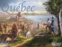 Québec - Board Game Box Shot