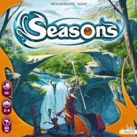 Seasons - Board Game Box Shot