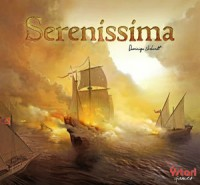 Serenissima - Board Game Box Shot