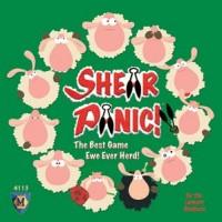 Shear Panic - Board Game Box Shot