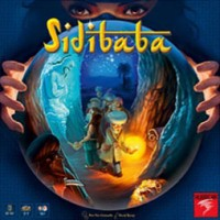 Sidibaba - Board Game Box Shot
