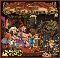 The Red Dragon Inn 2 - Board Game Box Shot