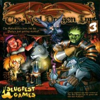 The Red Dragon Inn 3 - Board Game Box Shot