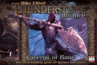 Thunderstone Advance: Caverns of Bane - Board Game Box Shot