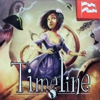Timeline: Events - Board Game Box Shot