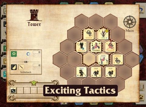 Titan tactics