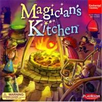 Magician's Kitchen - Board Game Box Shot