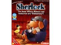 Sherlock - Board Game Box Shot