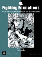 Fighting Formations: GD Infantry Division - Board Game Box Shot