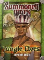 Summoner Wars: Jungle Elves Faction Deck - Board Game Box Shot