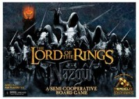 The Lord of the Rings: Nazgul - Board Game Box Shot
