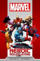 Marvel Heroic Roleplaying - Board Game Box Shot
