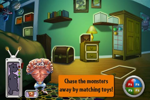 Monster Chase gameplay