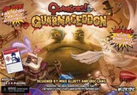 Quarriors! Quarmageddon - Board Game Box Shot