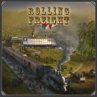 Rolling Freight - Board Game Box Shot