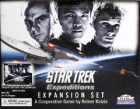 Star Trek Expeditions: Expansion 1 - Board Game Box Shot